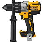 New Dewalt 20 Volt MAX XR Lith Ion Brushless 3-Speed 1/2