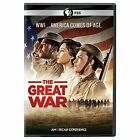 American Experience The Great War DVD 2017 3 Disc Set NEW 1st Class Ship