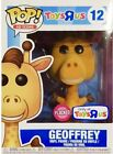 Funko Pop! Exclusive Ad Icons Geoffrey the Giraffe (Flocked) MINT in Sealed Case
