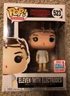 FUNKO POP STRANGER THINGS ELEVEN WITH ELECTRODES 2017 FALL CONVENTION EXCLUSIVE