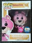 FUNKO POP ANIMATION SNAGGLEPUSS FLOCKED GEMINI COLLECTIBLES EXCLUSIVE