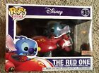 FUNKO POP RIDES DISNEY THE RED ONE STITCH BOX LUNCH EXCLUSIVE