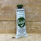 NEW Grumbacher Pre Tested Artists Color Oil Paint Sap Green 37 ml