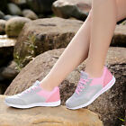 Casual Womens Breathable Mesh Athletic Sneakers Sports Running Flats Shoes New