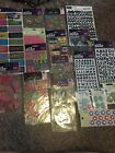 HUGE Lot Scrapbooking Stickers New In Package