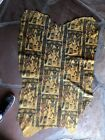 Leather Pig Hide Pigskin Upholstery Craft Fabric Gorgeous Super Soft Egyptian