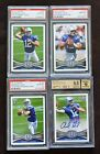 2012 Topps #140 Andrew Luck 4 Card Lot SSP-Auto-Autograph-Variation PSA 10
