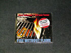 Fire Without Flame by Akira Kajiyama & Joe Lynn Turner 2006 MSI CD Deep Purple
