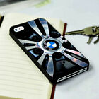 BMW Wheel IIIM M Series Samsung S6 S7 S8 S9 iPhone 6 7 8 6s case