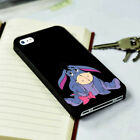 Winnie The Pooh Eeyore Cartoon Samsung S6 S7 S8 S9 iPhone 6 7 8 6s case