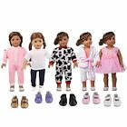 Eric&nicole American Gril doll clothes10 Pc. Casual Everyday Outfit Set F...