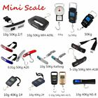 1-10g 50Kg Mini Digital Scale Electronic Hanging Luggage Balance Weight zx