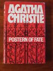 1973 1st US Edition Book Postern Of Fate by Agatha Christie