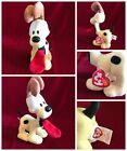 Ty Beanie Babies Odie CAN I LICK YOUR FACE Dog 8