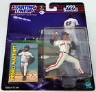 New Kenner MLB 1999 Starting Lineup Red Sox Pedro Martinez Figure W/ Card 71934