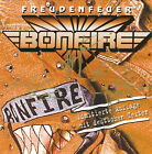 Bonfire - Freudenfeuer CD (1996) Ltd Edition Hand Signed By Band !