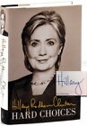 Hillary Rodham Clinton Hard Choices A Memoir Signed American History 1st ed