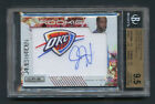2009 Rookie & Stars Ruby 49 James Harden RC Patch Auto RPA #133 BGS 9.5 Gem Mint