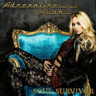 Adrenaline Rush ‎– Soul Survivor  CD NEW