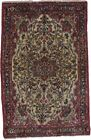 Spectacular Tree of Life Bidjar Halvaei Persian Rug Oriental Area Carpet 4X6