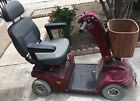 Pihsiang Shoprider Red Deluxe F 888NR 4 Wheel Mobility Electric Scooter