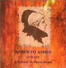 ASHES TO ASHES: TRIBUTE TO DAVID BOWIE - V/A - 2 CD - IMPORT - **SEALED/NEW**