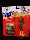 1988 Isiah Thomas Detroit Pistons Starting Lineup Basketball  Figure/Card