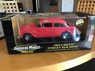Ertl American Muscle LE 1955 Chevy Street Machine 118 Diecast in Box
