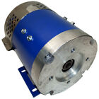 Car Hauler Parts Electric Hydraulic Ventilated Pump Motor NOT FOR OUTDOOR USE