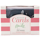 American Crafts Heidi Swapp Smile A2 Boxed Cards  Envelopes Kit 40 Piece Set