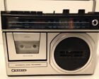 Sanyo Boombox M 2409 Working Tape Deck Ghetto Blaster Vintage Made In Japan