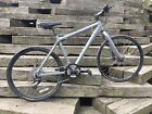 Grey Giant Escape Commuter Hybrid Bike used but good condition 57 510