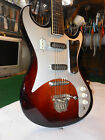 1960's Kawai / Teisco  Electric Guitar, MIJ Hound Dog Taylor model Nice Clean