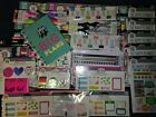 Create 365 The Happy Planner 26pc lot scrapbooking stickers planner ALL NEW