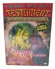 Testament Bible In Animation Collection Creation And Flood Abraham And NEW
