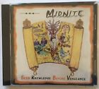 Midnite 'Seek Knowledge Before Vengeance' CD (2002) Roots Reggae Brand New Rare!