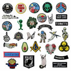 Embroidered Patches Iron Sew On Patches transfers Badges appliques Lots Pattern