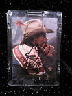 Richard Petty '93 Action Packed gold 14g hand signed autograph rare .