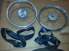 1980 Honda NC50 Express Wheel SET Front & Rear wheels nc 50