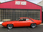 1971 Plymouth Satellite 1971 Plymouth Satellite, 400 ci, 4 speed, California car, Hemi Orange
