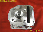 Cylinder Head 50cc GY6 QMB139 4 Types EGR Non EGR 64mm  69mm Scooter