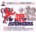 LAURIE JOHNSON - Music Of Laurie Johnson 3: New Avengers - 3 CD - Import - RARE