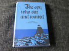 R Wright Campbell The Spy Who Sat And Waited usa 1st edition signed