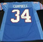 Earl Campbell Cards, Rookie Cards and Memorabilia Guide 37