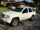 2004 Jeep Grand Cherokee Limited for $4500 dollars