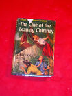 NANCY DREW 26 CLUE OF THE LEANING CHIMNEY BY CAROLYN KEENE FIRST PRINT