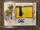 CHASE COTA ucla 2018 Leaf Army All-American Game Used Patch AUTO 6/40