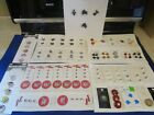 Lot realistic buttons bears, boots, piano, animal, Looney Tunes, all sorts