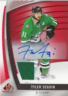2017-18 Upper Deck SP Game Used Auto Jersey Red Tyler Seguin