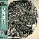 Chicago XIV 2010 Japan Mini LP With Obi w/Tracking# form JAPAN Free shipping NEW